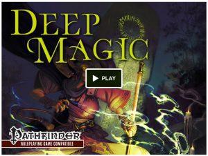 Deep Magic Screenshot