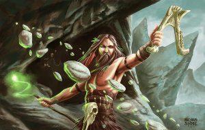 Deep Magic - Mountain Druid