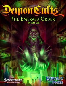 Demon Cults - Emerald Order