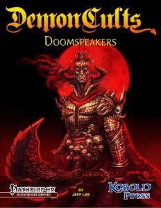 DemonCults 2 Doomspeakers